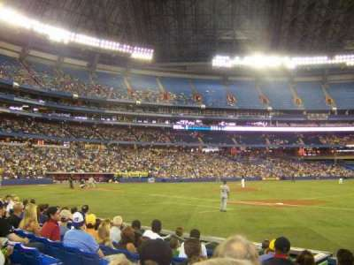 Rogers Centre, section: 115R, row: 7, seat: 5