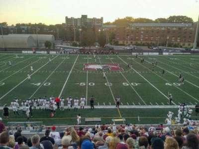 Ron Joyce Stadium, section: E, row: 20, seat: 24