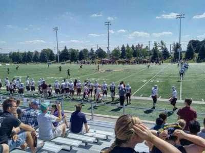 Warrior Field, section: GA