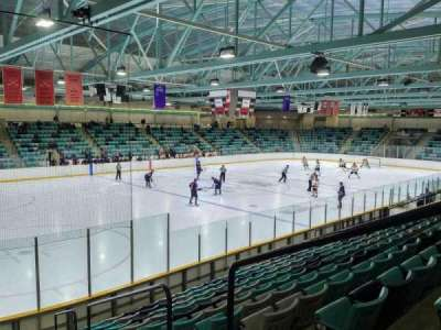 Waterloo Memorial Recreation Complex, section: 19, row: L, seat: 2