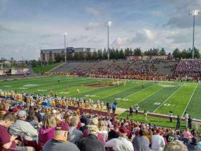 Kelly Shorts Stadium, section: J, row: 30, seat: 2