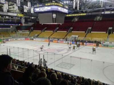 Kitchener Memorial Auditorium section 8