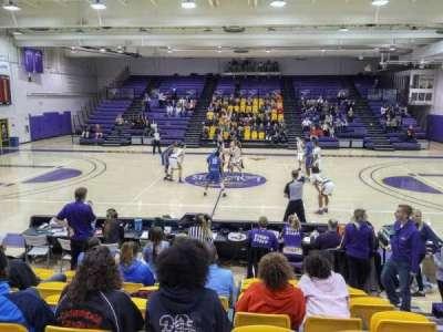 Golden Hawks Athletic Complex section GA
