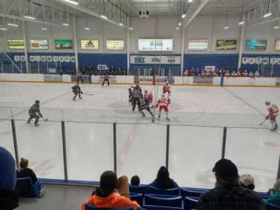 UOIT Campus Ice Centre, section: GA
