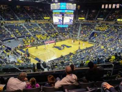 Crisler Center, section: 209, row: 31, seat: 7