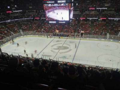 Honda Center, section: 432, row: M, seat: 6