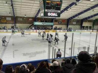 Mercyhurst Ice Center, section: GA