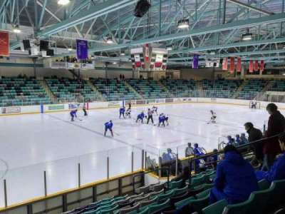 Waterloo Memorial Recreation Complex, section: 6, row: K, seat: 10