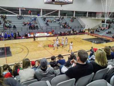 Guelph Gryphons Athletics Centre, section: GA