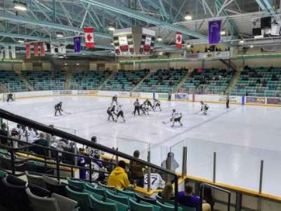 Waterloo Memorial Recreation Complex, section: 2, row: H, seat: 17