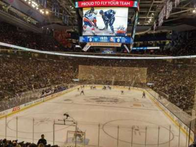 Air Canada Centre, section: 113, row: 21, seat: 10