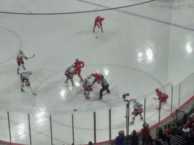 PNC Arena, section: 330, row: F, seat: 9