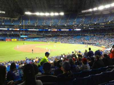 Rogers Centre, section: 130AR, row: 37, seat: 9
