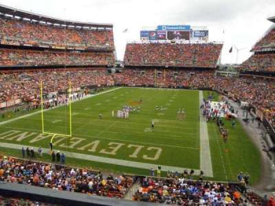 FirstEnergy Stadium, section: 349, row: 1, seat: 7