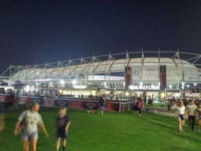 Rio Tinto Stadium, section: exterior