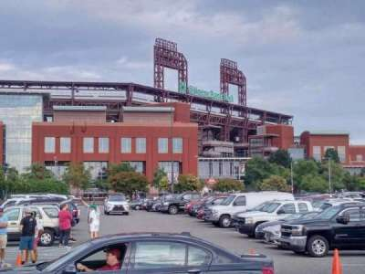Citizens Bank Park, section: exterior