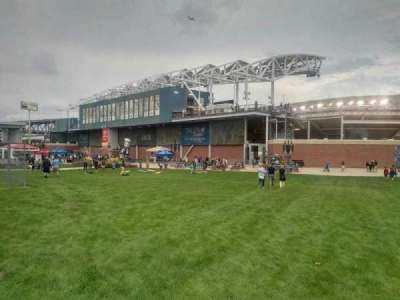 Talen Energy Stadium, section: exterior