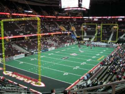 Quicken Loans Arena, section: 103, row: 24, seat: 15