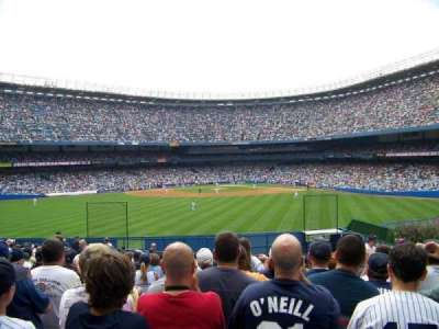 Old Yankee Stadium, section: 51, row: U, seat: 3