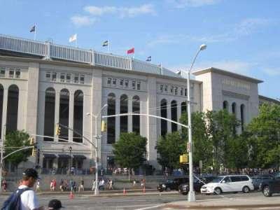 Yankee Stadium, section: exterior