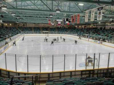 Waterloo Memorial Recreation Complex, section: 11, row: L, seat: 10