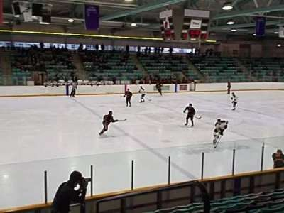 Waterloo Memorial Recreation Complex, section: 18, row: K, seat: 2