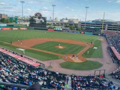 Coca-Cola Field, section: 205, row: B, seat: 7