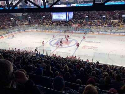 Kitchener Memorial Auditorium, section: 35, row: BB, seat: 9