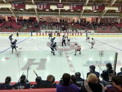 Bright-Landry Hockey Center, section: 5, row: F, seat: 10