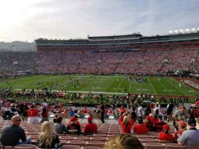 Rose Bowl section 6
