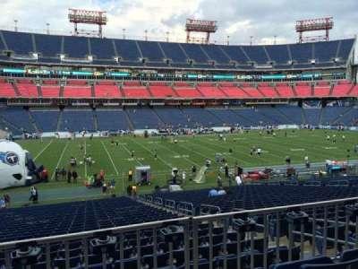 Nissan Stadium, section: 138, row: HH, seat: 6