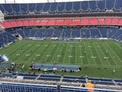 Nissan Stadium, section: 334, row: K, seat: 7