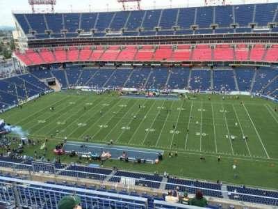 Nissan Stadium, section: 333, row: K, seat: 6