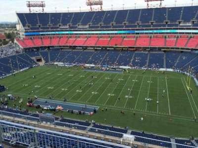 Nissan Stadium, section: 332, row: K, seat: 5