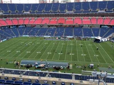 Nissan Stadium, section: 310, row: F, seat: 4