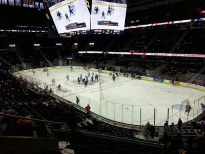 Quicken Loans Arena, section: 113, row: 22, seat: 3