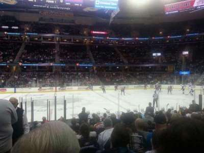 Quicken Loans Arena, section: 126, row: 13, seat: 1