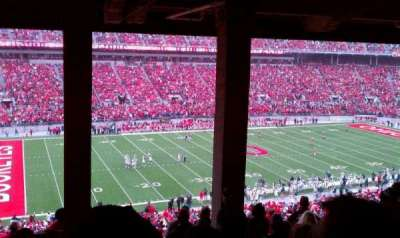 Ohio Stadium, section: 24B, row: 9, seat: 29