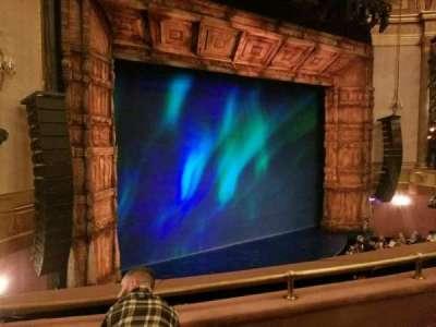 St. James Theatre, section: Mezz, row: C, seat: 17