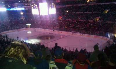Madison Square Garden, section: 328, row: j, seat: 6