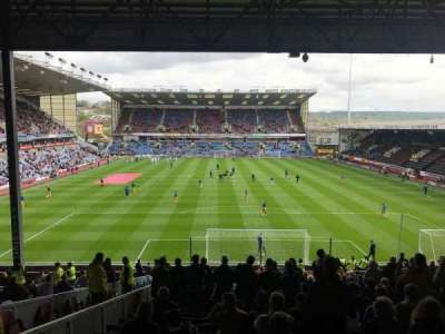 Turf Moor, section: 21, row: DD, seat: 0079