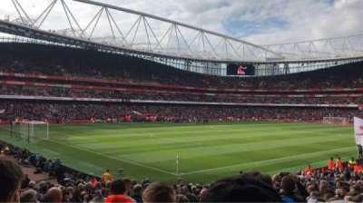 Emirates Stadium section 21