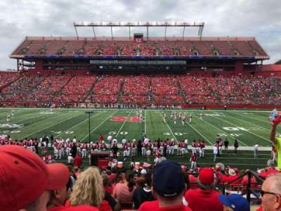 High Point Solutions Stadium, section: 126, row: 19