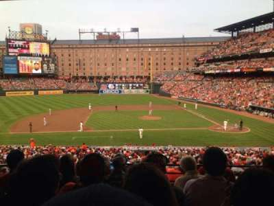 Oriole Park at Camden Yards, section: 49, row: 7, seat: 17