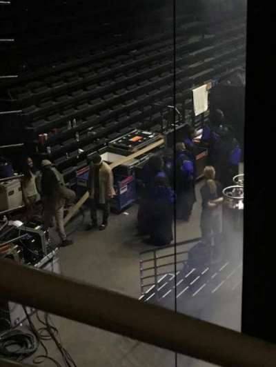 Infinite Energy Arena section 114