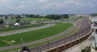 Indianapolis Motor Speedway, section: 32, row: QQ, seat: 13