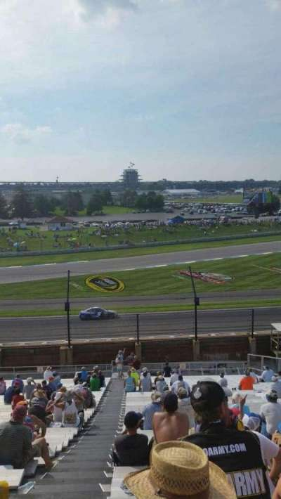 Indianapolis Motor Speedway, section: 32, row: QQ, seat: 1