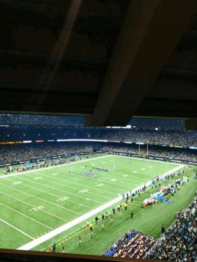 Mercedes-Benz Superdome, section: Suite 430, row: B, seat: 5