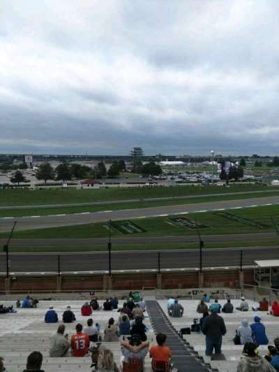Indianapolis Motor Speedway, section: 31, row: QQ, seat: 2