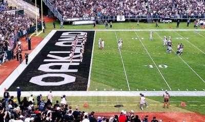 Oakland Alameda Coliseum section 221